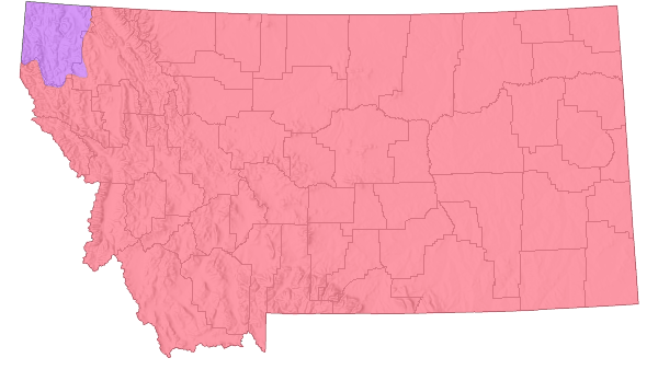 Ideas Map Of Montana Lakes On Emergingartspdxcom - Rivers of montana map